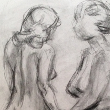 March figure drawing thumbnail
