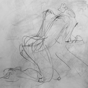 May quick figure drawing thumbnail