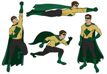 Phil Lanthropy Character Design