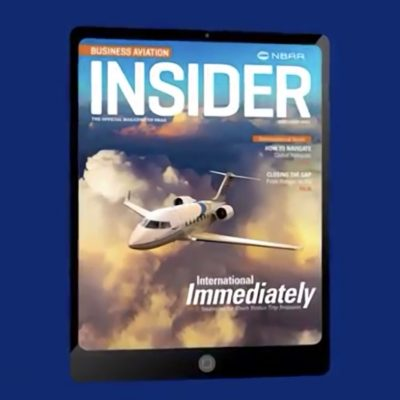 NBAA Magazine App Video thumbnail - 16x9